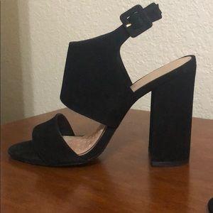 ALDO Elise blocked heel sandal